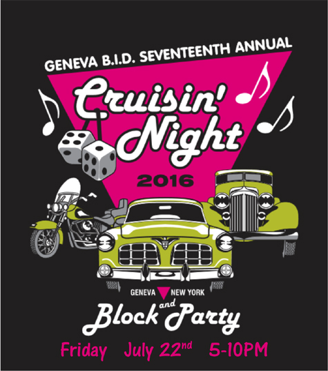 cruisin night 2016