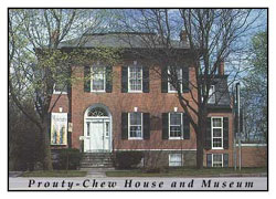 Prouty Chew Museum
